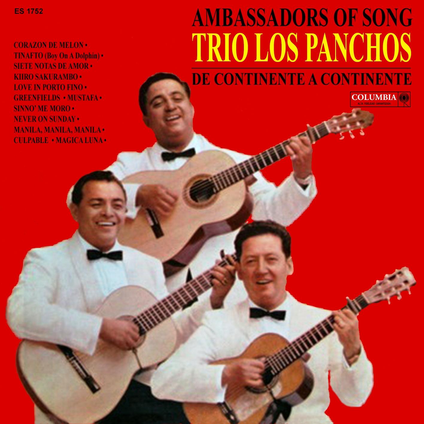 gratis cd trio los panchos