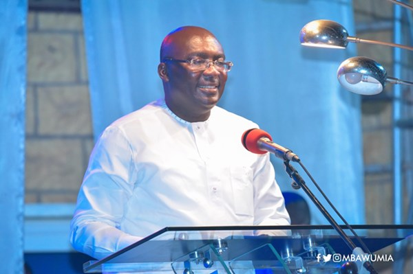 Let's Live In Peace, Unity And Love - VP Bawumia To Ghanaians