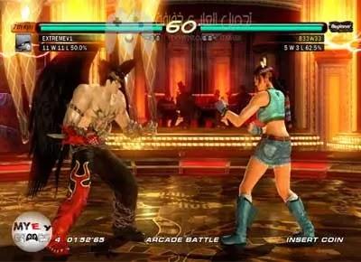 ماذا عن تحميل لعبة تيكن 6 Tekken للكمبيوتر