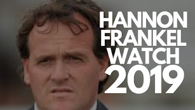 Richard Hannon Frankel Offspring in 2019 Flat Season