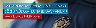 Polislik Sözlü Mülakatta Dikkat Edilmesi Gerekenler