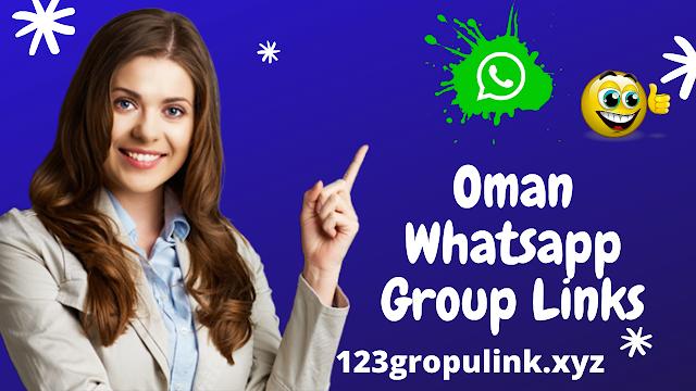 Join 500+ Oman Whatsapp group link