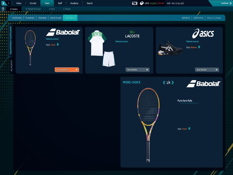 Tennis Manager 2021 Highly Compressed Free Download