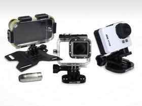 Las cámaras deportivas