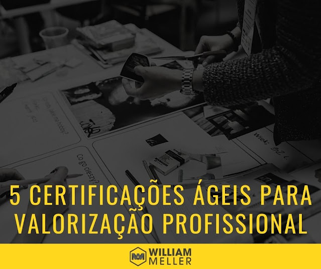 5 certificações ágeis para elevar sua valorização profissional
