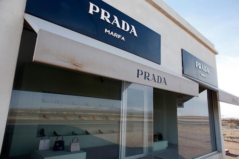 All about Prada Marfa