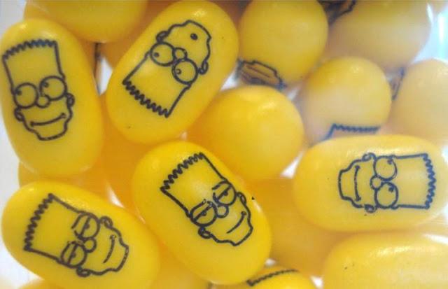 Tic Tac lança série especial em homenagem aos Simpsons