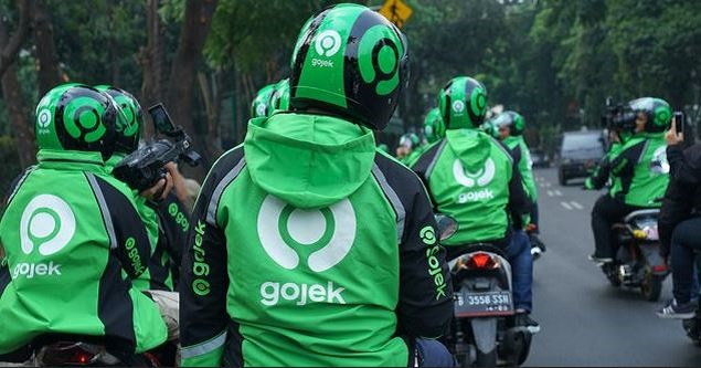 Ini Isi Tuntutan Massa Driver Gojek di Kedubes Malaysia