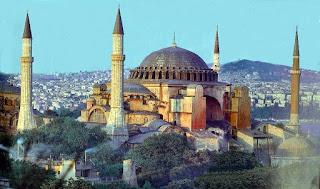 Hagia Sophia, dari Gereja, Masjid, hingga Museum