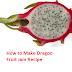 How to Make Dragon Fruit Jam Recipe