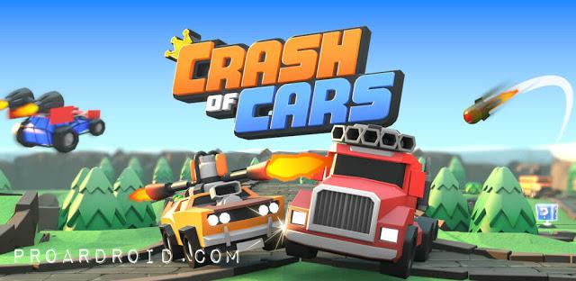 Crash of Cars النسخة المهكرة