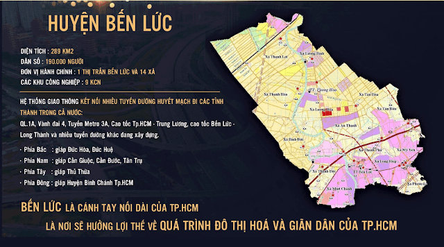 Bến Lức Long An