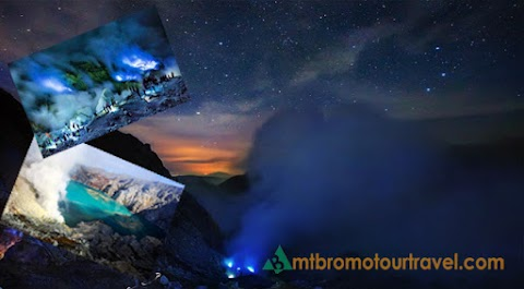 Milky Way Tour in Ijen Crater Banyuwangi 2 days