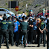 21 Police Injured After 200 Migrants Riot in Spanish City
