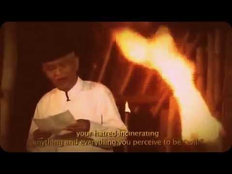 """KH A Mustofa Bisri (Gus Mus) : """"Allahu Akbar"""""""