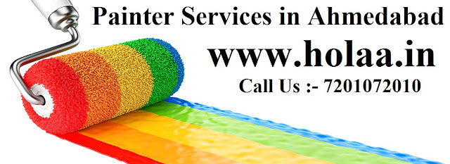 Painter Services in Ahmedabad