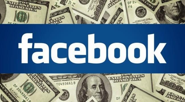 ganhar dinheiro com facebook