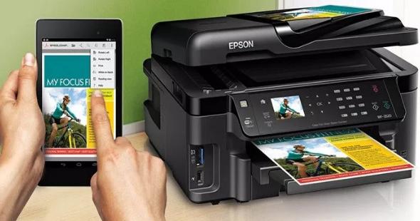 Cara Mudah Print Dari Handphone Smartphone Android