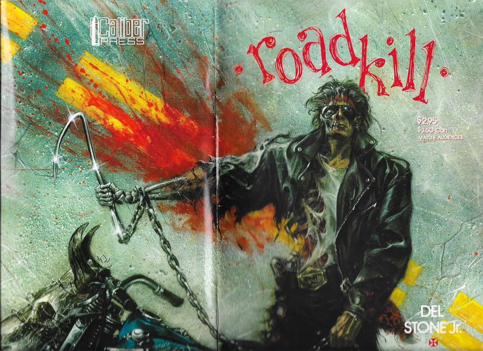 CELTIC PUMPKIN: Roadkill: From the CP Cutting Room Floor