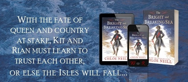 With the fate of queen and country at stake, Kit and Rian must learn to trust each other, or else the Isles will fall...