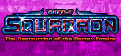 BATTLE SQUADRON: THE DESTRUCTION OF BARRAX EMPIRE