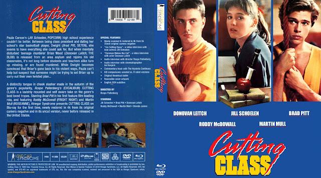 Cutting Class Bluray Cover