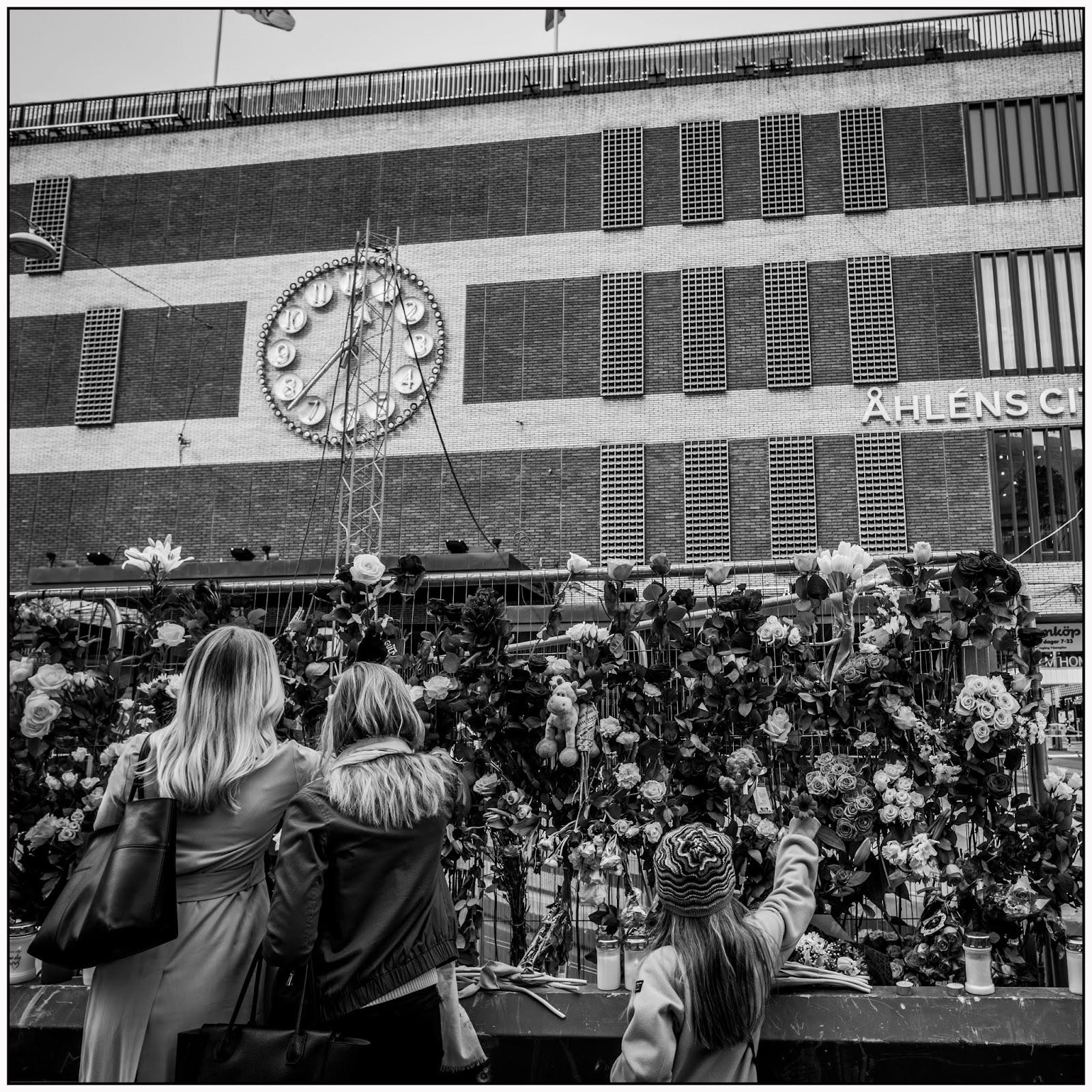 Dragkampen om city skilda varldar i stockholms