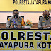 Fokus Pengungkapan Kasus Curanmor, Kapolresta Jayapura Gelar Analisa dan Evaluasi Kamtibmas