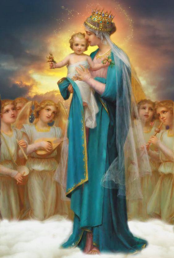 Cronograma para a Total Consagração à Santíssima Virgem Maria: Junho de 2021