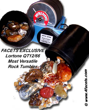 Agates of the Oregon Coast: Rock tumblers to polish your agates
