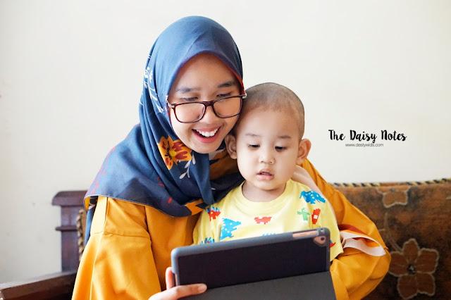 IM3, ramadan sepi bersama, silaturahmi setiap hari