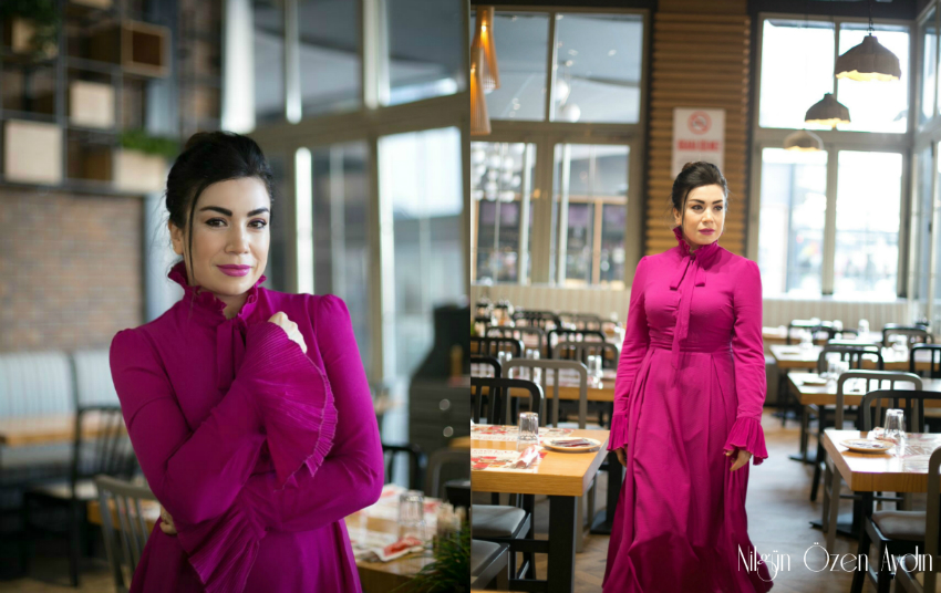 shein-moda blogları-fashion bloggers-purple dress