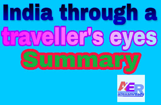 India through a traveller's eyes