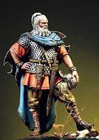 Erik el rojo, Corte Vikinga