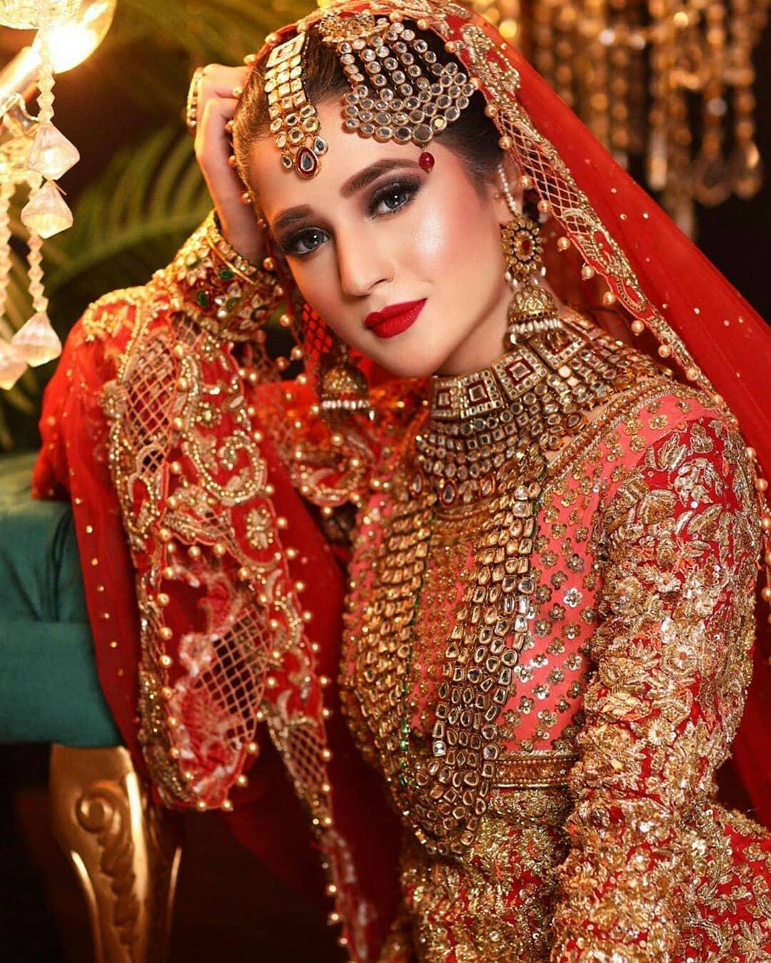 Bridal Red Dress 2020