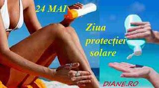 27 mai: Ziua protecției solare