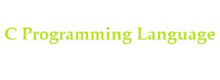 What is C Programming Language