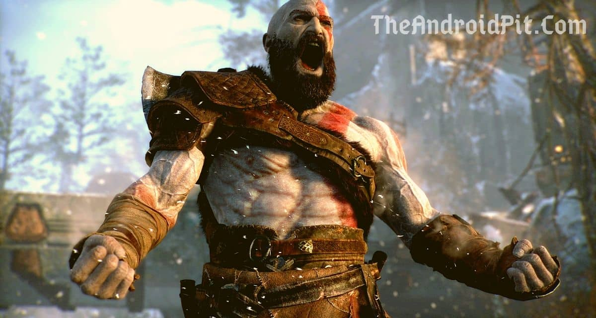 God of War 4 Game Free Download
