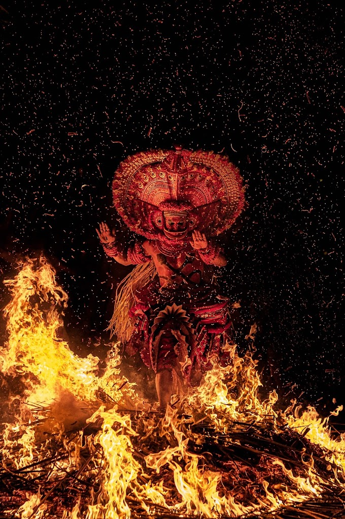 Theyyam - The Living Gods of Malabar
