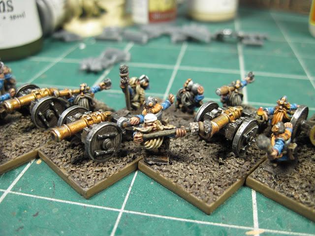 Dwarf Cannons