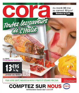 Catalogue Cora 30 Mai au 10 Juin 2017