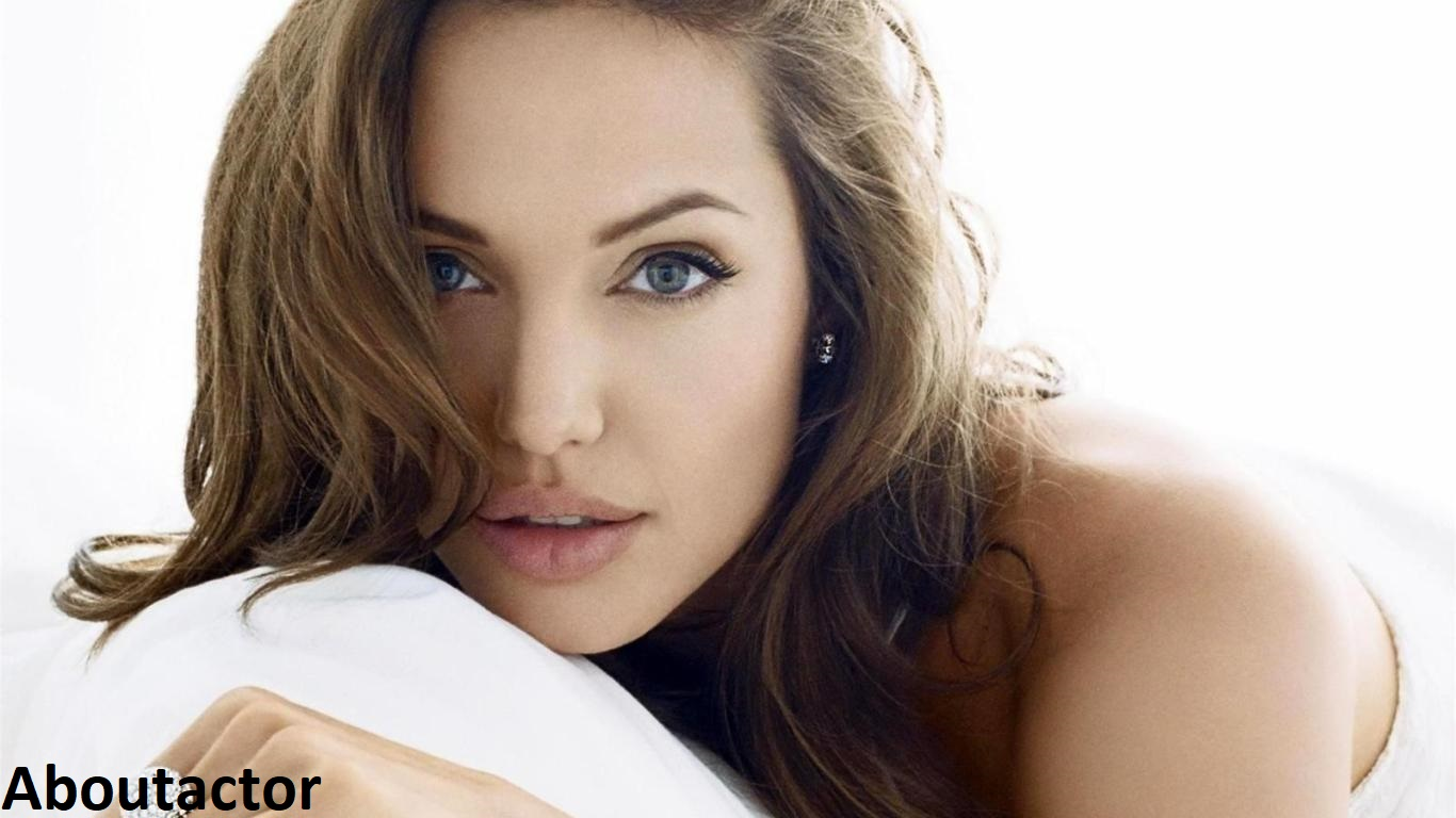 Angelina Jolie Best Smile