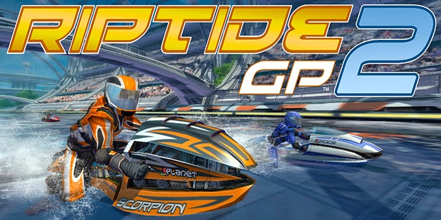 Captura de Riptide GP2