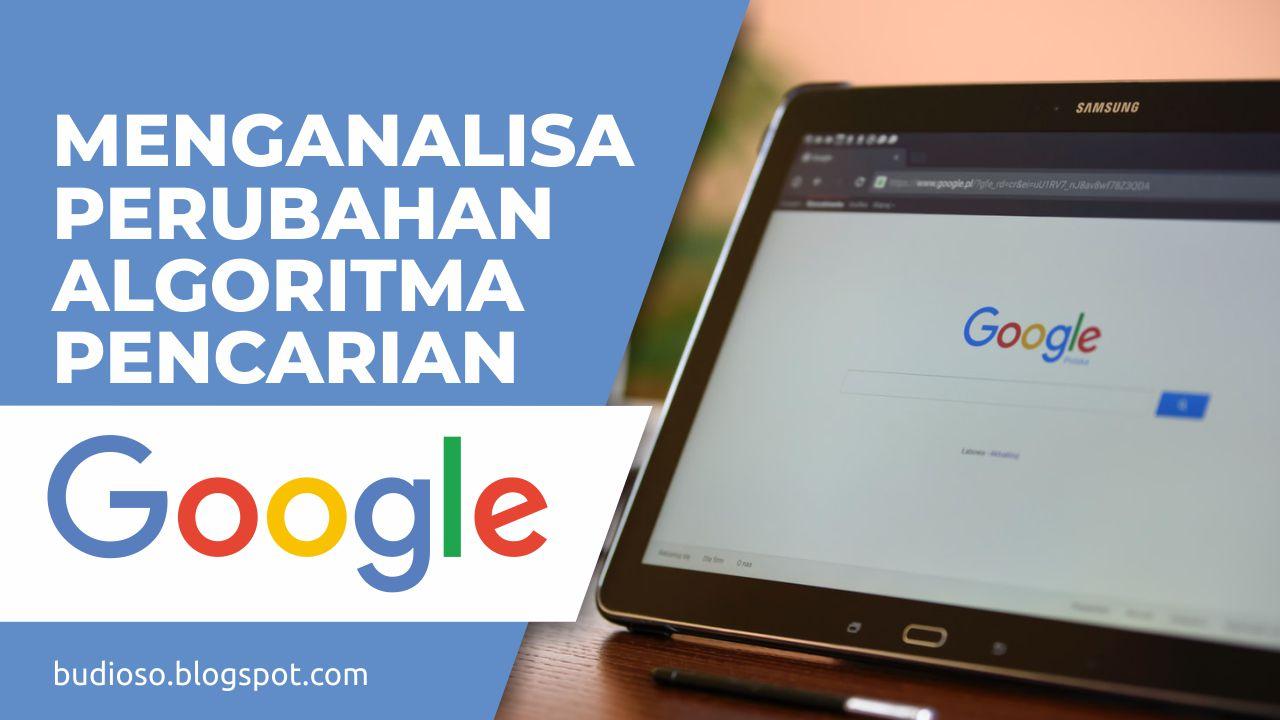 Update algoritma pencarian Google terbaru