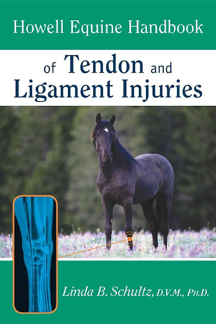 Howell Equine Handbook of Tendon and Ligament Injuries  - WWW.VETBOOKSTORE.COM