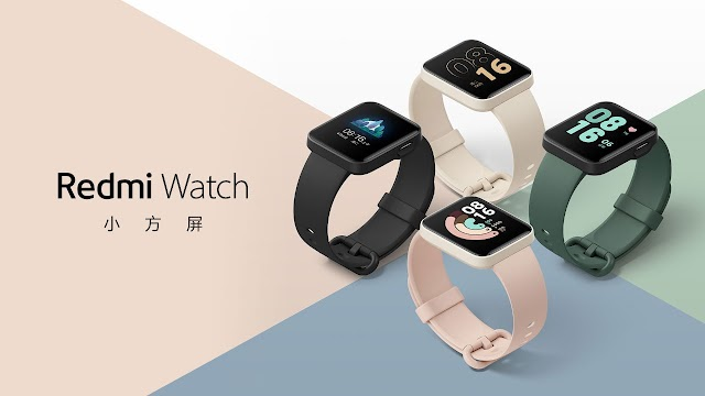 Redmi announced the first smartwatch