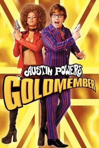 Austin Powers in Goldmember (2002) ταινιες online seires xrysoi greek subs