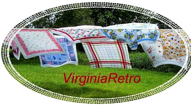 """Virginia Retro"" ETSY Shop!"