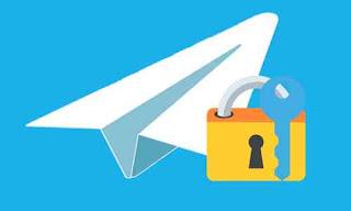 Cara Mengunci Aplikasi Telegram Pakai Passcode & Fingerprint