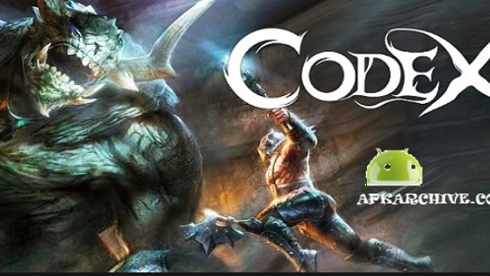 Codex the warrior Apk+Data Free on Android Game Download